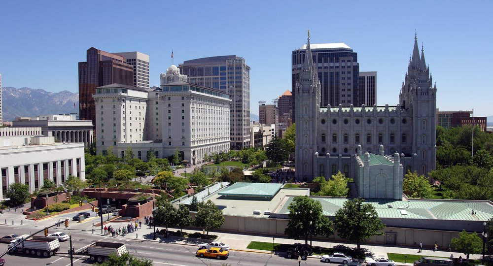 Cheap flights from Cali to Salt Lake City