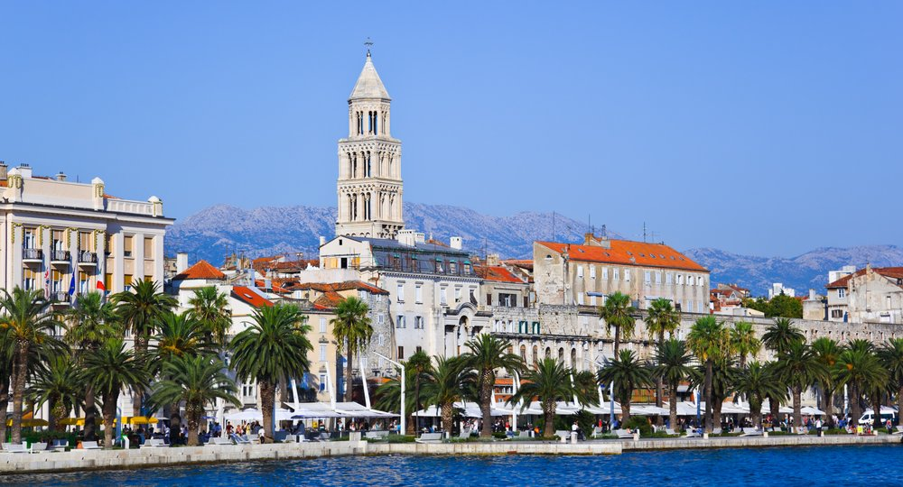 Cheap flights from Glasgow to Split