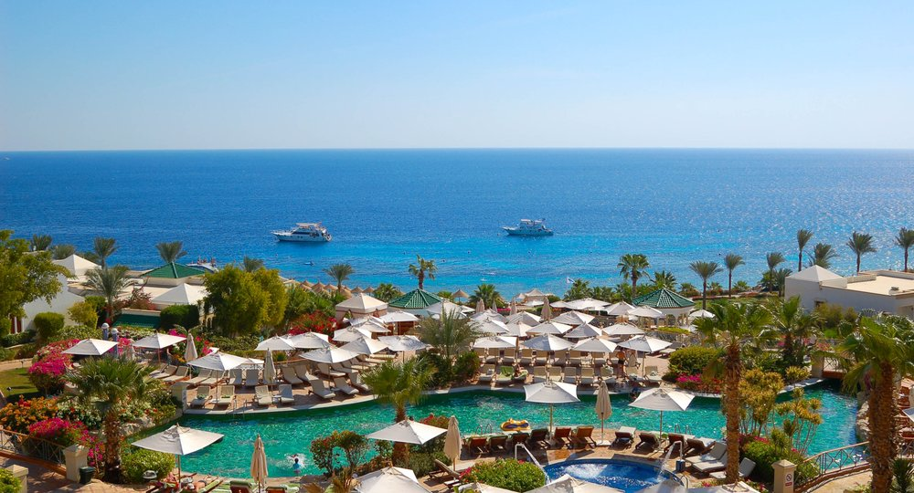 Cheap flights from London to Sharm el Sheikh