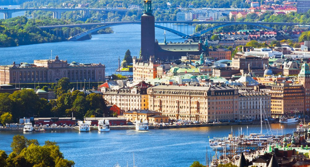 Cheap flights from London to Stockholm