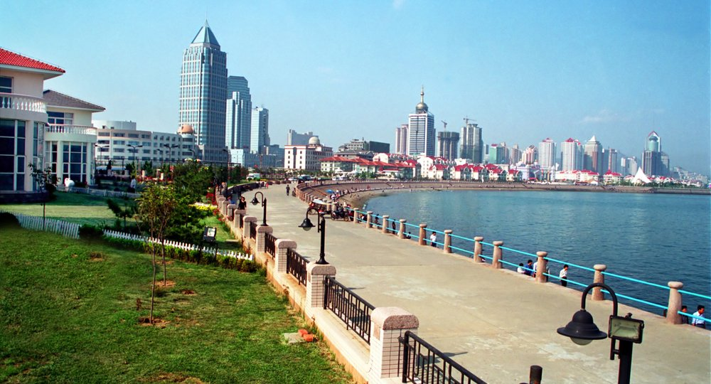 Cheap flights from London to Qingdao