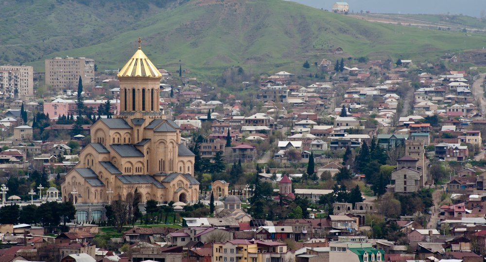 Cheap flights from New York to Tbilisi