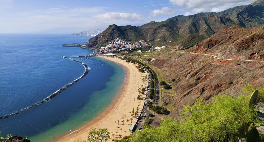 Cheap flights from London to Tenerife