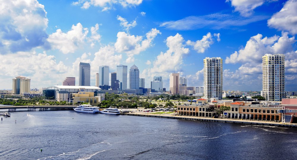 Cheap flights from San Francisco to Tampa