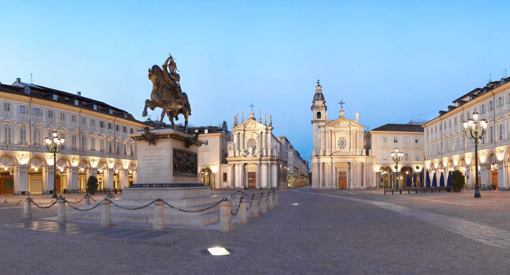 Cheap flights from Glasgow to Turin