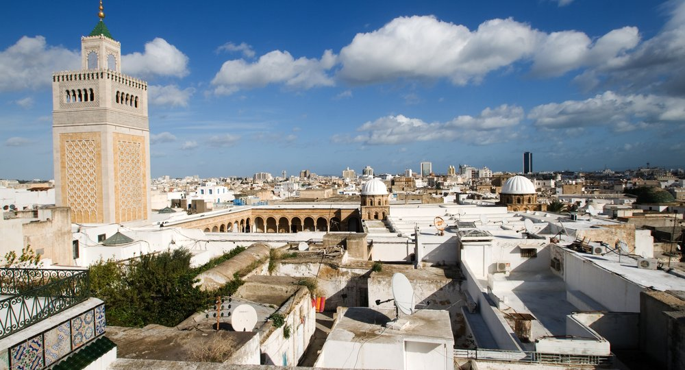 Cheap flights from Columbus to Tunis