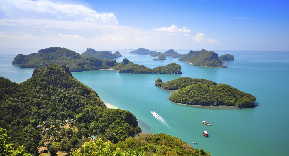 Cheap flights from Mountain View to Koh Samui