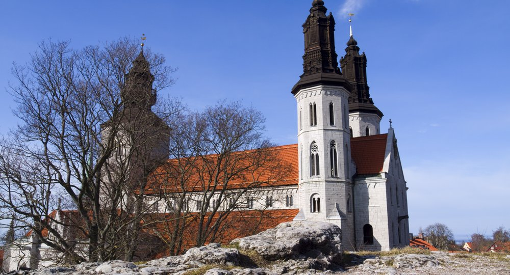 flights to Visby