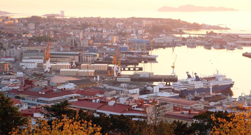 Cheap flights from London to Vigo