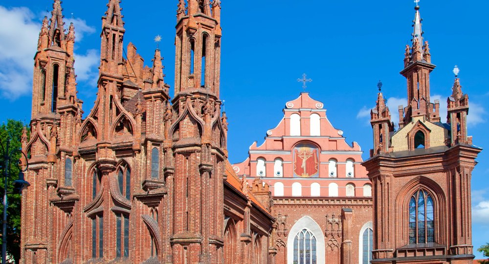 Cheap flights from Liverpool to Vilnius