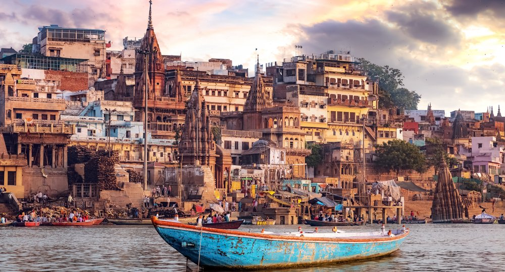 Cheap flights from Ahmedabad to Varanasi