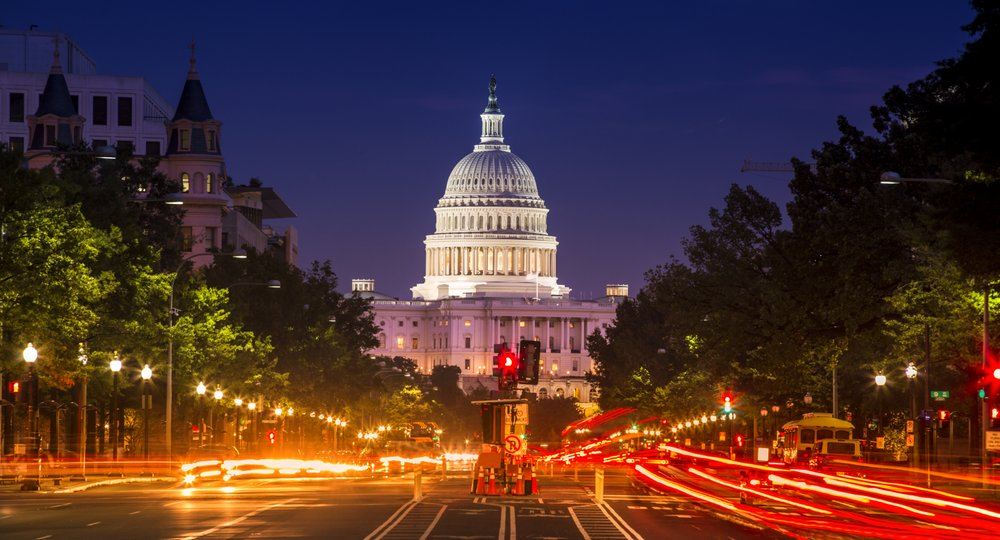 Cheap flights from London to Washington