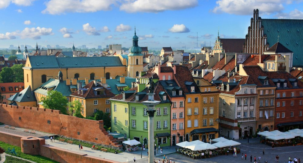 Cheap flights from Honolulu to Warsaw