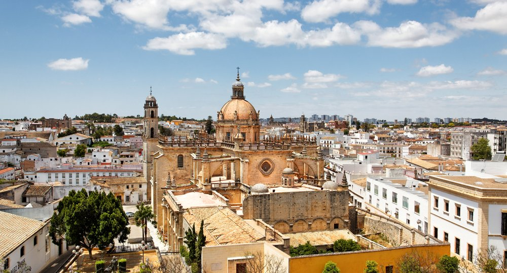 Cheap flights from London to Jerez De La Frontera