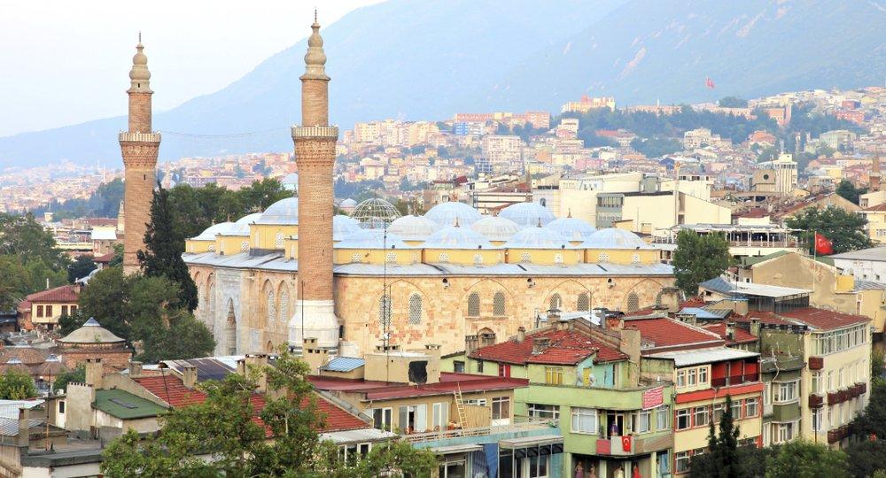 авиабилеты Стамбул Бурса дешево