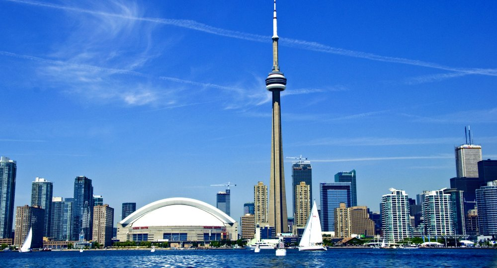 Cheap flights from New York to Toronto
