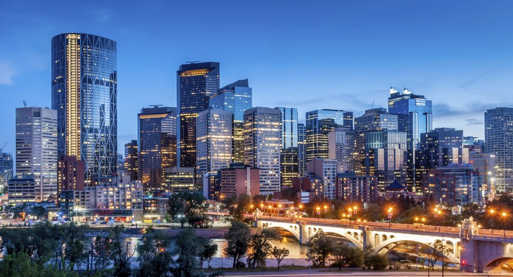 Cheap flights from Albany to Calgary