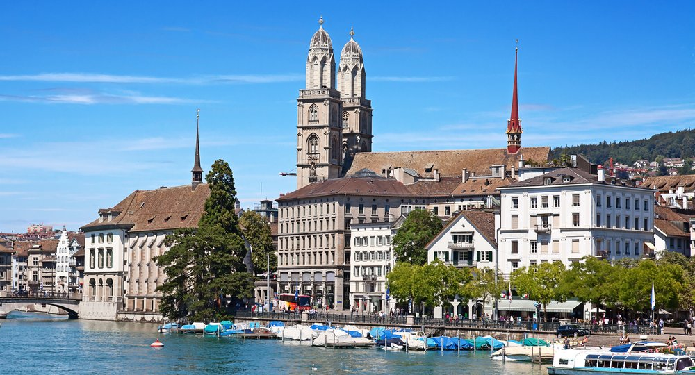 flights to Zurich